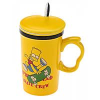 Кружка Симпсоны Simpsons mug, 4 вида