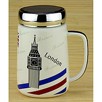 Кружка бутылка Travel Cup, 4 вида