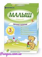 Детское молочко Малыш Истринский 3, 320 г