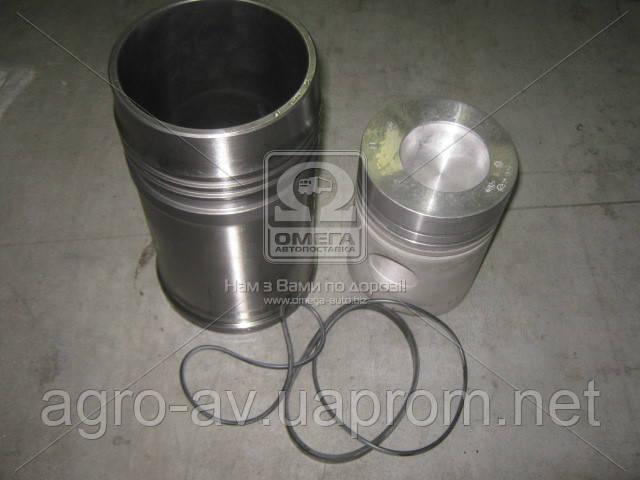 Гильзо-комплект (236-1004008-Б) ЯМЗ 236,238 (ГП без рассек.+упл.кольца) п/к ( МД Конотоп)