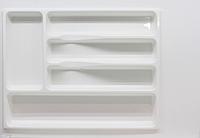 Вставка для кухонных аксессуаров VOLPATO белая