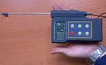 Термометр VOLTCRAFT DT-300 (від -50 до +300 °C) зі щупом. Німеччина, фото 3