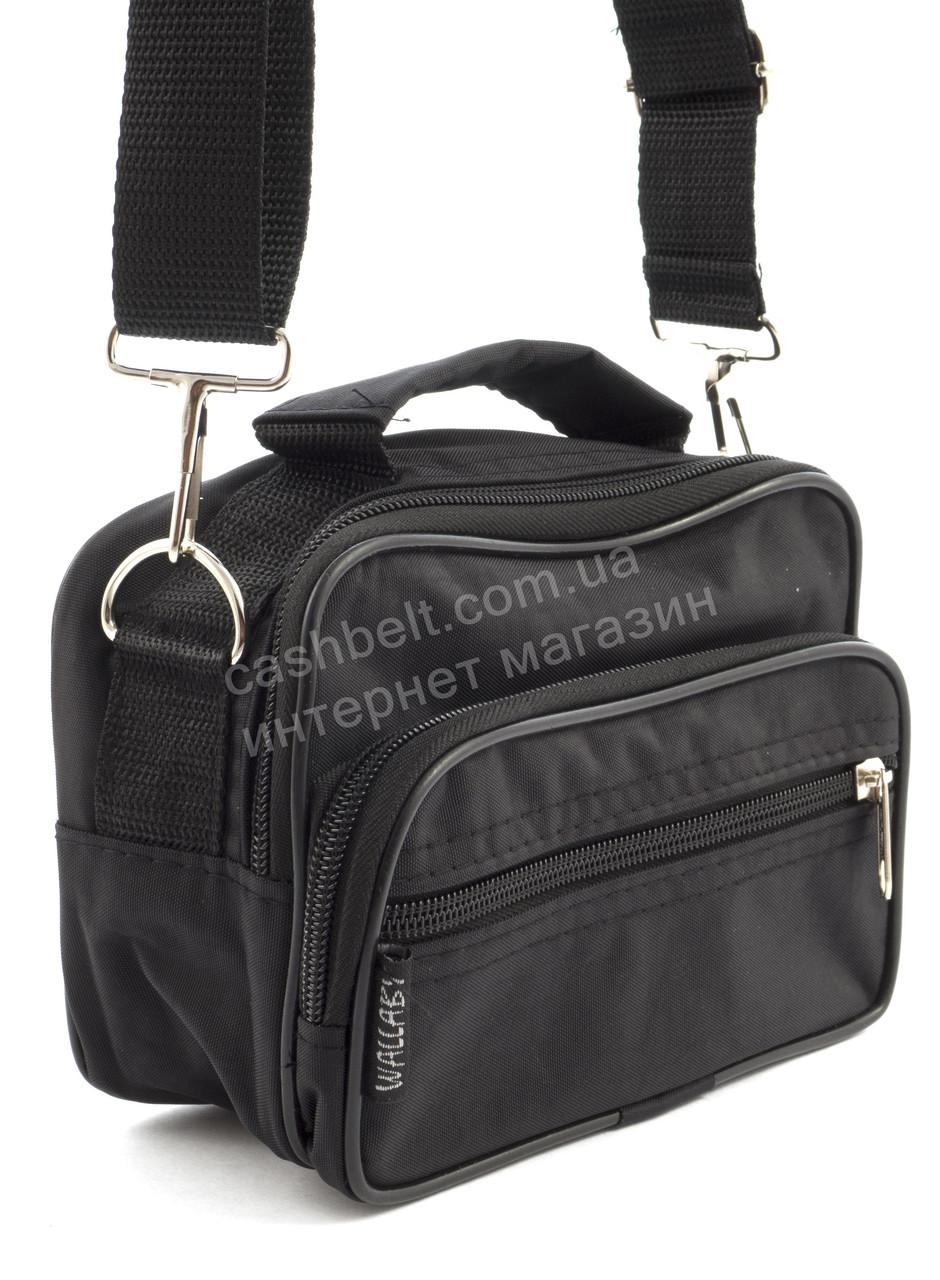 Маленькая вместительная мужская сумка WALLABY art. 2663 Украина