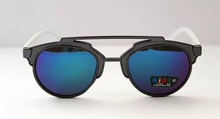 Детские разноцветные солнцезащитные очки-авиаторы