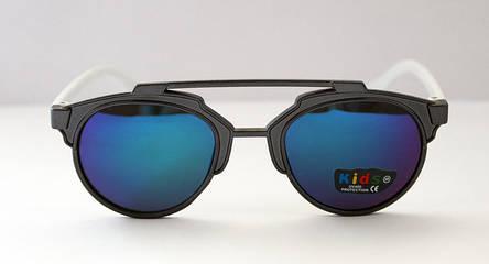 Детские разноцветные солнцезащитные очки-авиаторы, фото 2