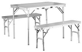Комплекты раскладной мебели для пикника (стол + стулья)