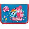 Пенал школьный девочке Kite My Little Pony LP17-622-2