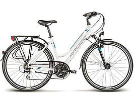 Городской велосипед KROSS TRANS SIBERIAN (original) женский (2017) (Польша)