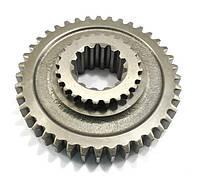 Шестерня привода передних колес Т-40 (z=40, z=24, 14 шлицов) Т50-4205043