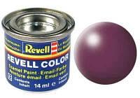 Краска № 331 пурпурная шелковисто-матовая purple red silk 14ml, Revell