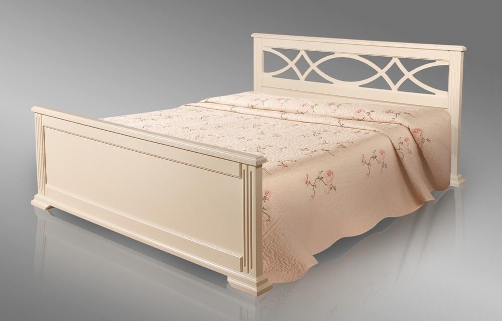Деревянная кровать Мрия
