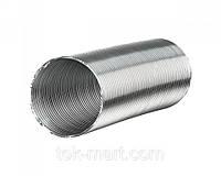Воздуховод алюминиевый VENTS Алювент М 100/3 (51863)