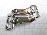 Карабин D0242 никель 25 мм