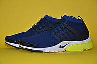 Кроссовки Nike Air Presto Ultra Flyknit синие