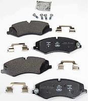 Оригинальные передние колодки DISCOVERY III TD (LA) от 2009г, ROVER SPORT D (LS) от 2009-2013г