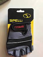 Перчатки велосипедные A345 Spelli S