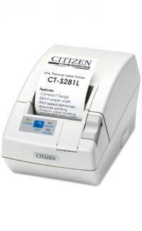 Настольный чековый принтер CT-S281L