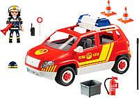 Пожарная машина со светом и звуком (5364), Playmobil