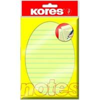 Блок бумаги для заметок Блок бумаги для заметок 150х100 светло-желтый в линию 100 листов Kores K46510 (K46510 x 116652)