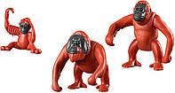 Семья орангутангов (6648), Playmobil