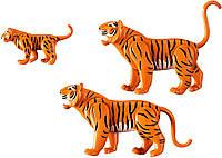 Семья тигров (6645), Playmobil