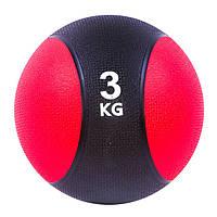 Мяч медицинский (медбол) 3кг D=22см