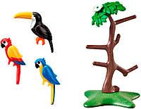 Тропические птицы (6653), Playmobil