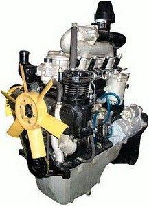 Двигатель МТЗ