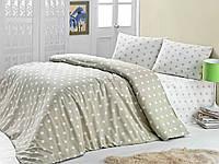 Комплект постельного белья ANATOLIA бязь голд 2007-01 бежевый полуторный комплект