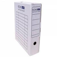 Бокс для архивации документов 240х80х355 белый Еconomix 32701-14 20шт/уп