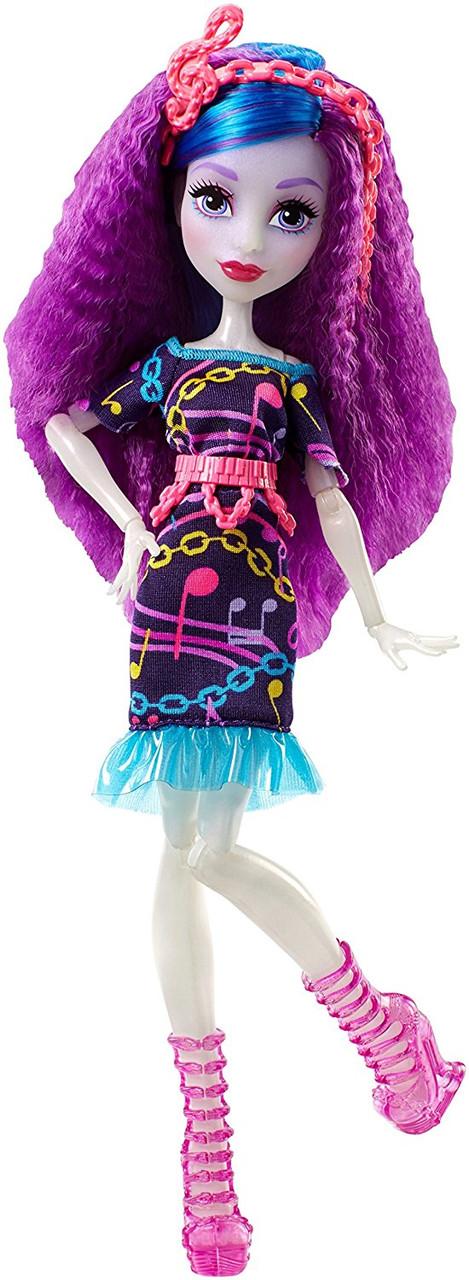 Кукла Ари Хантингтон Наэлектризованные Монстер Хай (Monster High Electrified Hair-Raising Ghouls Ari Haunting)