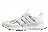 Мужские кроссовки  Adidas Ultra Boost Multicolor White