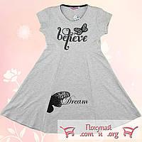 Летние платья для девочек от 8 до 12 лет (5144-1)