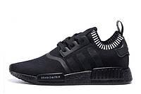 Мужские кроссовки  Adidas NMD Runner with Black Boost, фото 1