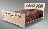 Деревянная кровать Лиана , фото 1
