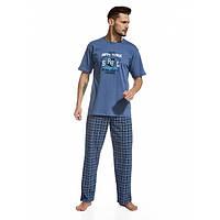 Мужская пижама Бруклин 2 CORNETTE