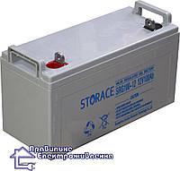 Гелевий акумулятор Storace 12V -100 Ah, фото 1