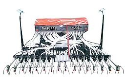 Сеялка пневматическая  Mistral 4-D (32 ряда, дисковая, с возможностью внесения минеральных удобрений)
