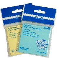 Блок бумаги для заметок Блок бумаги для записей 76х76 мм 80 листов ассорти Buromax BM.2316-99 (BM.2316-99 x 125342)