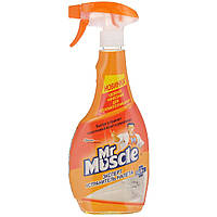 Чистящее средство Мистер МУСКУЛ для удаления известкового налета, ржавчины с распылителем 500 мл  0150791 (0150791 x 125405)