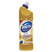 Чистящее средство ДОМЕСТОС 1л Ультра Блеск золотая бутылка 0155132 (0155132 x 125314)