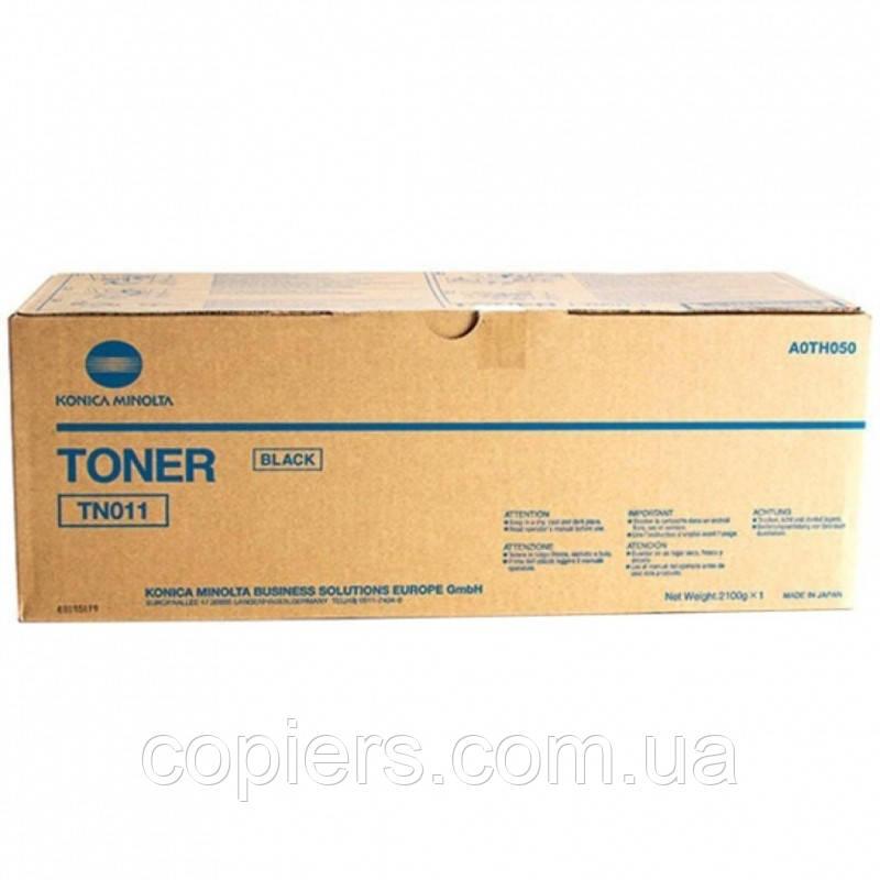 Тонер картридж TN011 Konica Minolta bizhub PRO 1051/1200/1200p, оригинал, tn-011