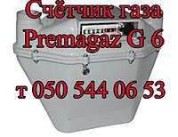Счётчик газа Premgaz G6