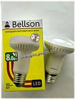 Рефлекторная светодиодная лампа 8W E 4000K R63 Bellson