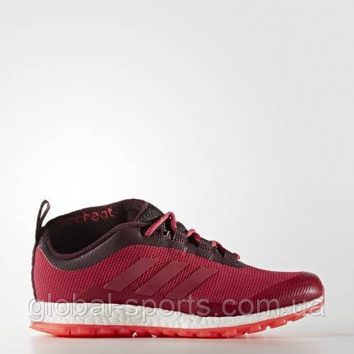 2d106ace Кроссовки женские для бега зимой adidas Pure Boost ZG Heat W  (АРТИКУЛ:AQ6033):