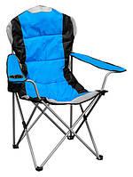 Кресло портативное ТЕ-15 SD синее  (Time Eco TM)