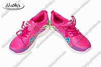 Детские кроссовки розовые (Код: F-01-8)