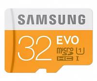 Карта памяти Samsung 32GB MicroSDHC читання 48Мб / с + USB Reader 2.0