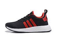 Мужские кроссовки  Adidas NMD  City Sock 2 PK Black Red, фото 1