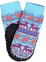 Носки тапочки детские LOOKeN, р-р 32-35